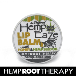 hemp oil lip balm