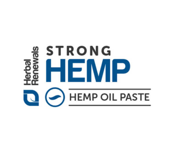 Herbal Renewals Blue Label Strong CBD Hemp Oil Paste