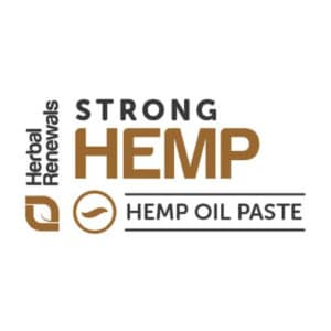 Herbal Renewals Gold Label Strong CBD Hemp Oil Paste