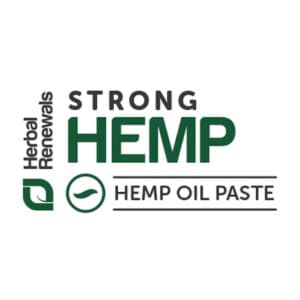 Herbal Renewals Green Label Strong CBD Hemp Oil Paste