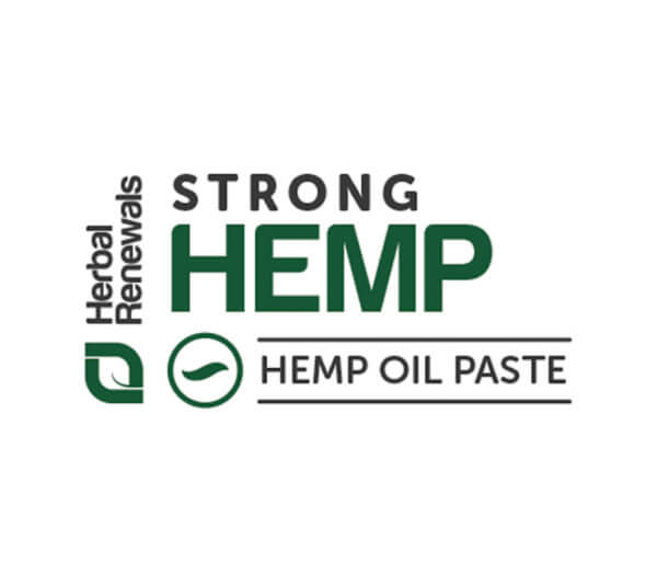 Herbal Renewals Green Label Strong CBD Hemp Oil Paste