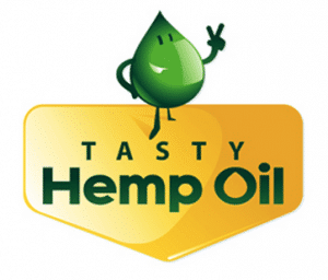 Logo - Tasty Hemp Oil