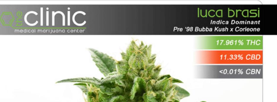 High CBD Medical Marijuana