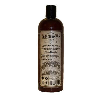 Cibaderm Hemp CBD Complex Conditioner Back