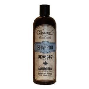 Cibaderm Hemp CBD Complex Hemp Shampoo