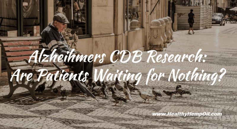 Alzheimers CBD