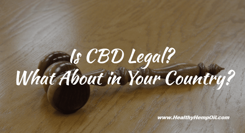 Is CBD Legal