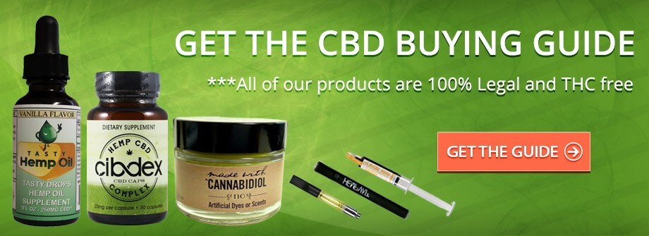 CBD Buying Guide