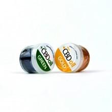 Plus CBD Oil Dab Concentrate Jars