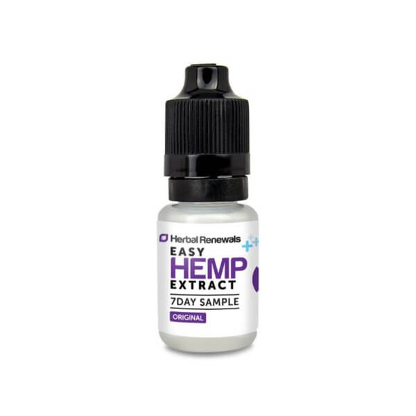 Herbal Renewals: CBD Trial Kit