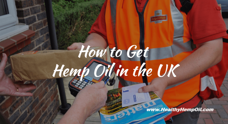 Hemp Oil UK