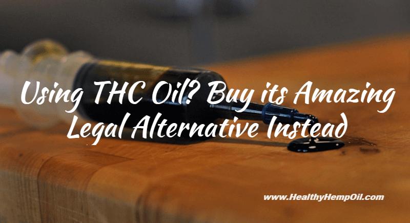 THC Oil Buy