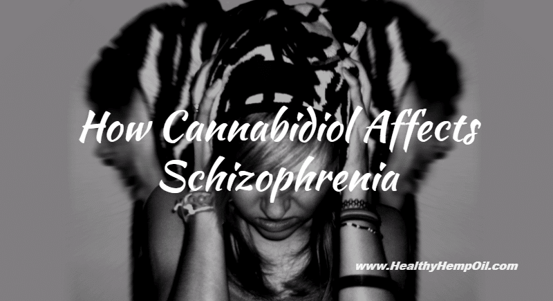 Cannabidiol Schizophrenia