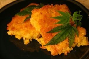 Cannabis Edibles - killer kush cronbread