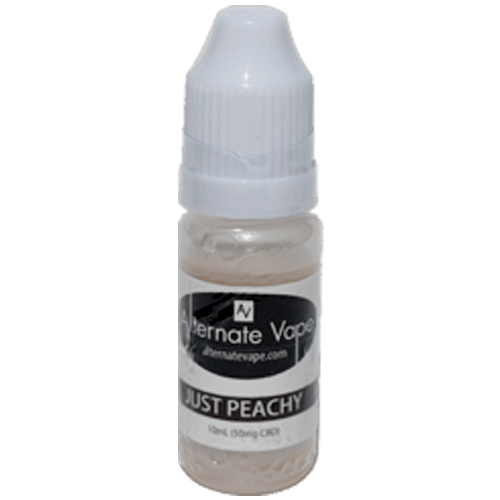 Alternate Vape CBD vape juice pre-filled tank JP-10ml Front