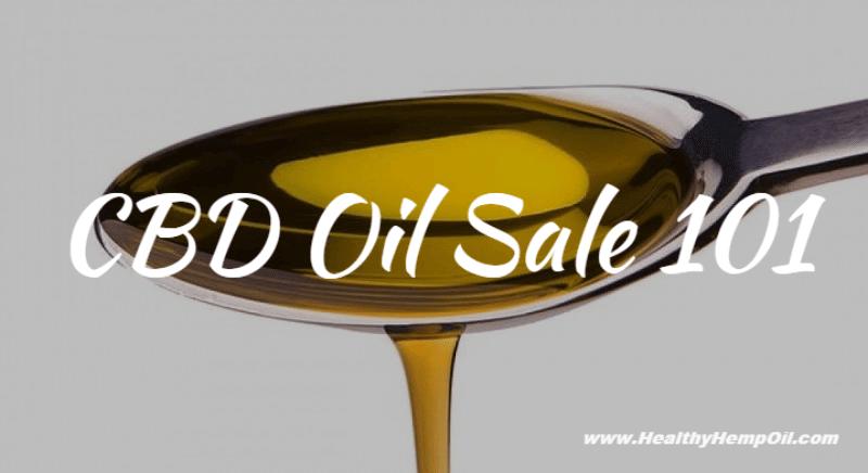 CBD Sale - Featured Image