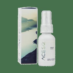 Aceso Calming Spray 1oz Front1