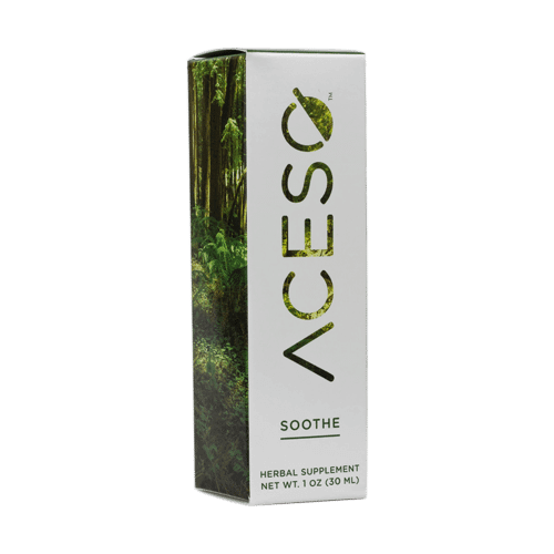 Aceso Soothing Spray 1oz Front2