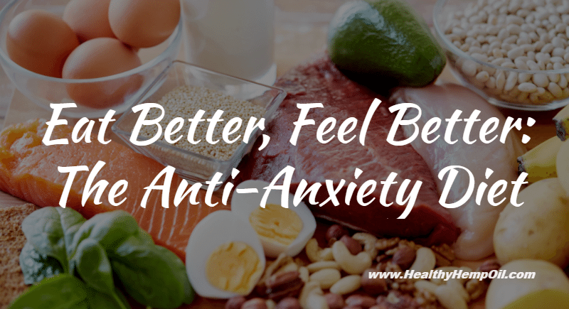 Diet Plan for Depression and Anxiety