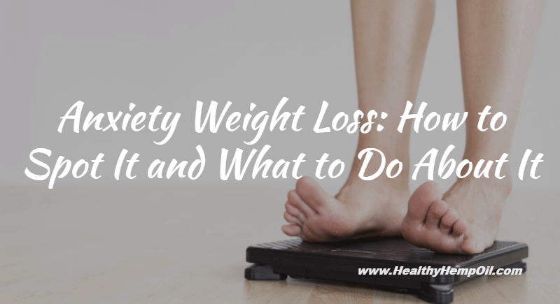Anxiety Weight Loss - Featured Image