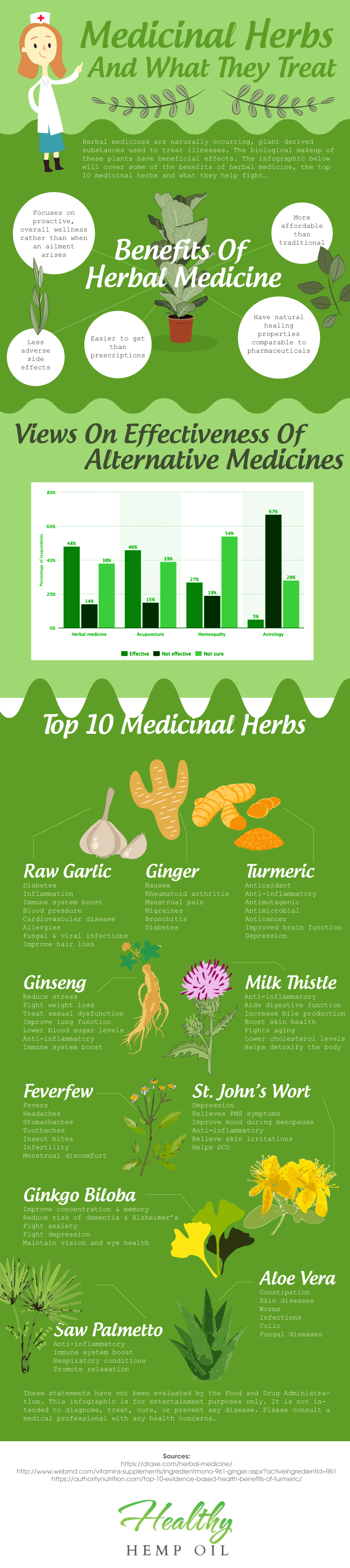 Medicinal-Herbs-And-What-They-Treat