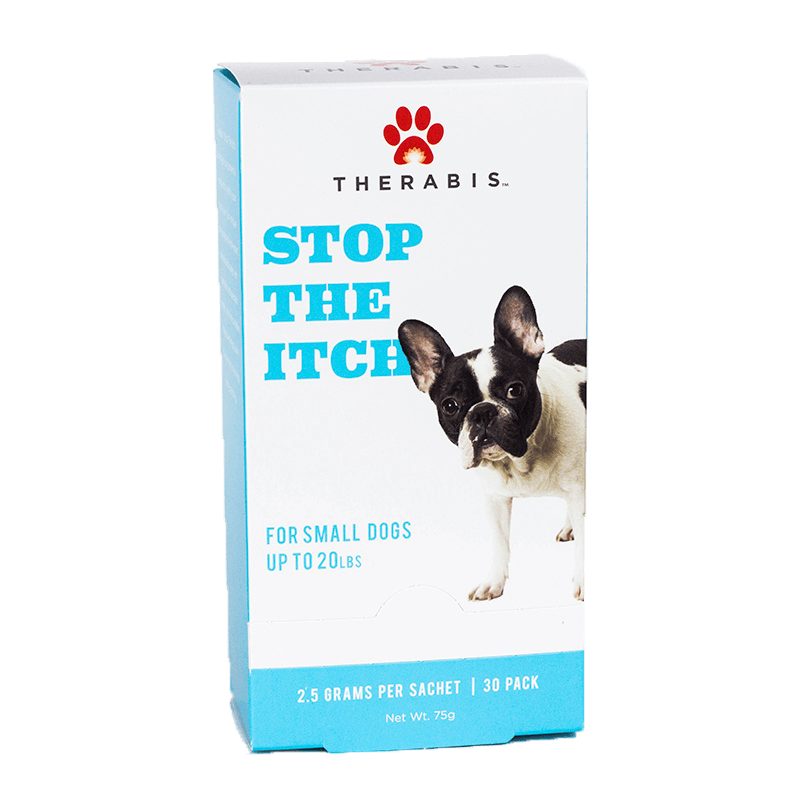 Therabis Stop The Itch Small Dogs 30 Pack
