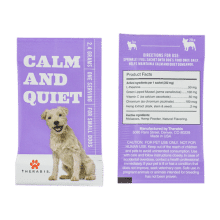 TheRabis Calming Supplement for Dogs Small