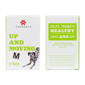TheRabis Energy Supplement for Dogs - 5 pack Medium