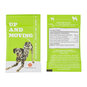 TheRabis Energy Supplement for Dogs Medium