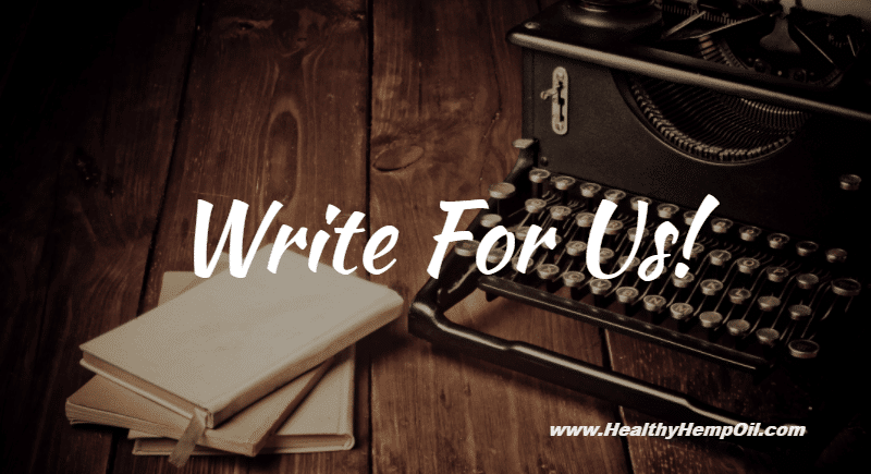 Write for Us - Featured Image