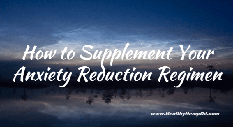 Anxiety Reduction - Featured Image