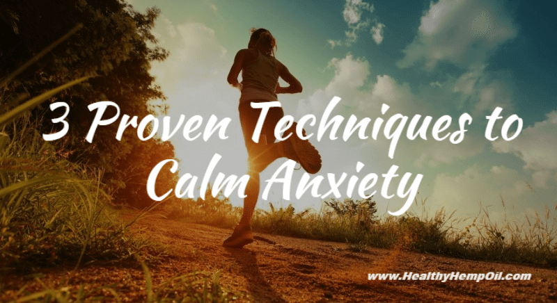Calm Anxiety - Featured Image