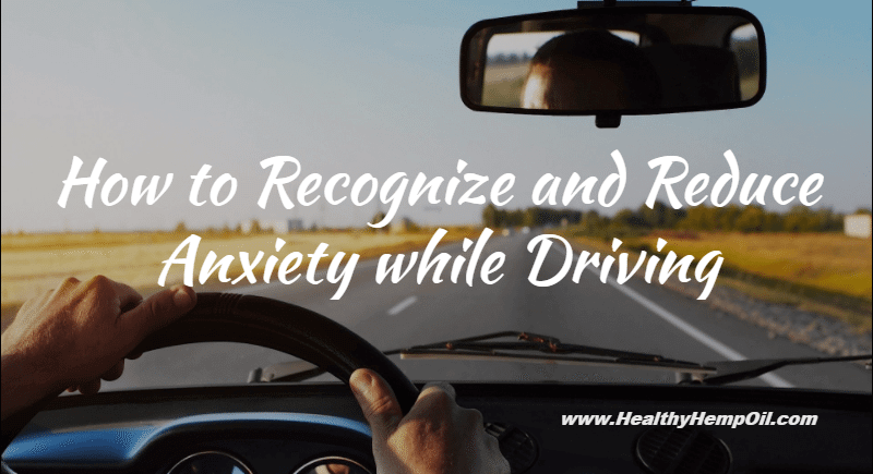 Anxiety-While-Driving