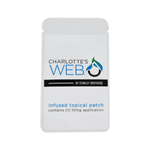 Charlotte's Web Infused Topical Patch 10mg