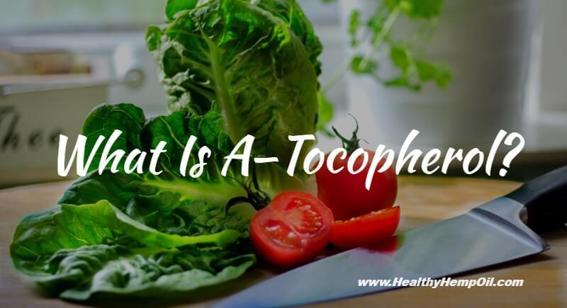 A-Tocopherol