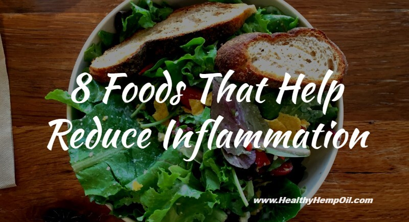 Foods That Help Reduce Inflammation