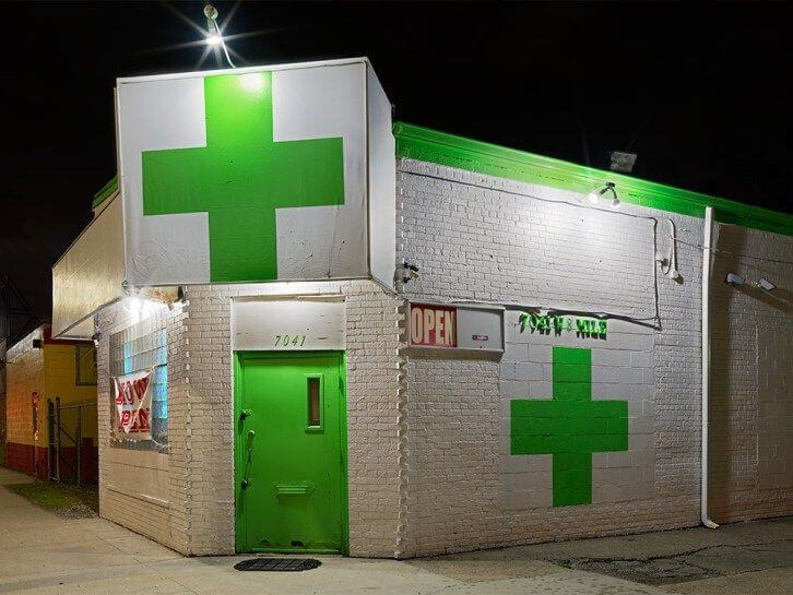 Detroit Dispensaries