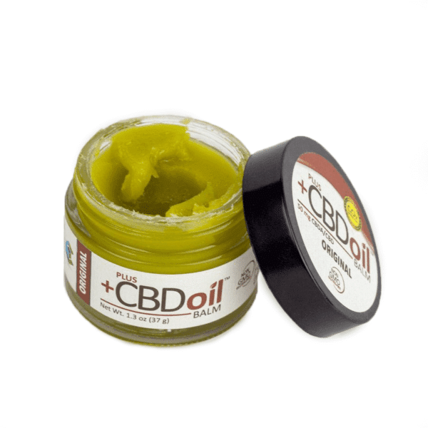 Plus CBD Oil Extra Strength Balm Original