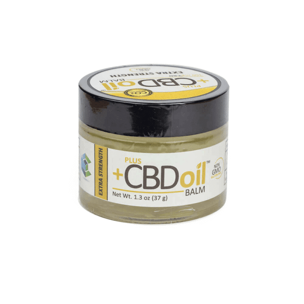 Plus CBD Oil Extra Strength Balm