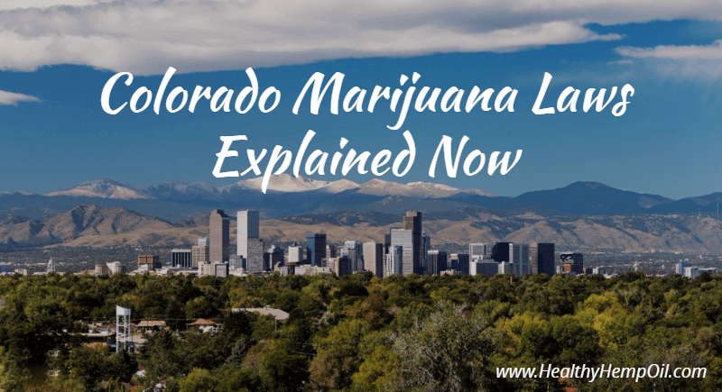 Colorado Marijuana Laws