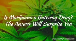 Is Marijuana a Gateway Drug