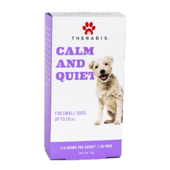 Therabis Calm and Quiet Small Dogs 30 Pack