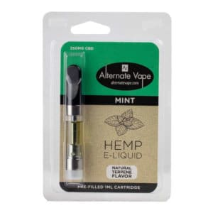 AV Cartridge 250mg MINT