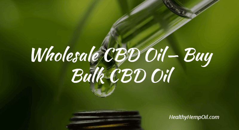 Buy Wholesale CBD Oil | Bulk CBD Oil Suppliers • Medix CBD