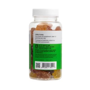 Tasty Hemp Oil Gummies