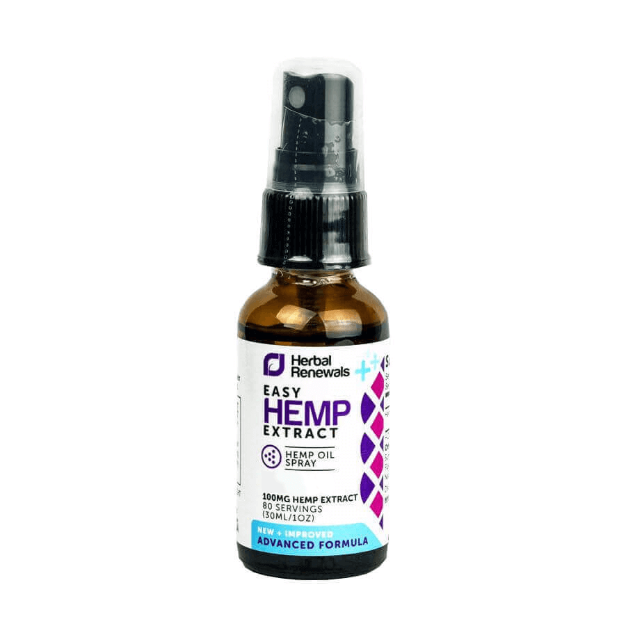 herbal renewals hemp extract hemp oil spray healthy hemp oil