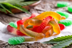 Cannabis Infused Gummy Candy