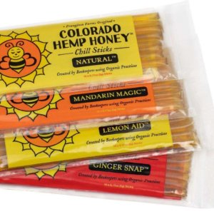 Colorado Hemp Honey Sticks