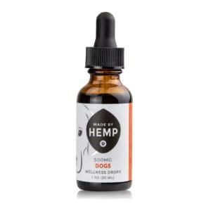 Made By Hemp Dog Tincture