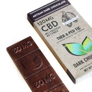 Extra Strength CBD Chocolate